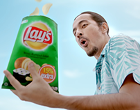 Snatching Lay's
