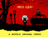 8-bit Chilling Adventures of Sabrina