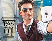 PAS Award Winner 2016