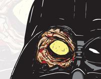 Darth Vader Zombie