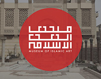 Logo & Concept for the Museum of Islamic Art