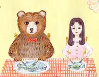 With Bear
