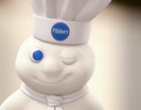 """Pillsbury Sweet Rolls """"Wink"""""""