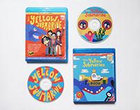 Yellow Submarine DVD Covers