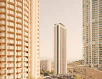 Benidorm, architectural landscapes