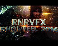 RnRVFX Showreel 2016
