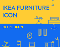 IKEA furniture icon