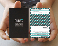 New identity for Cube studio