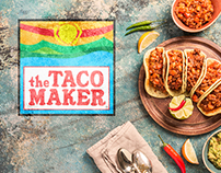 The Taco Maker - Web Design