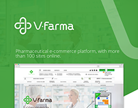 V·Farma Ecommerce