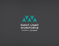 Workforce Saudia Branding