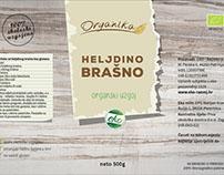 Organika l Branding, Name
