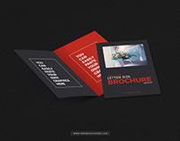 Free Twoleaf Lettersize Brochure Mockup