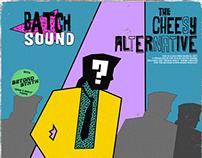 """The Cheesy Alternative"" digital cover"