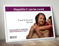World Hepatitis C Day Campaign