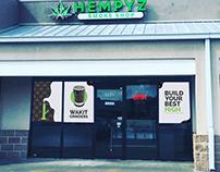 Hempyz Smoke Shop Assorted Work