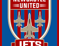 NEWCASTLE UNITED JETS.