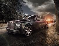 Rolls Royce Phantom Composite