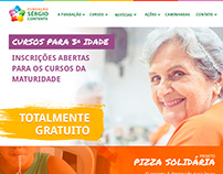 Proposta - Site Fundação Sérgio Contente