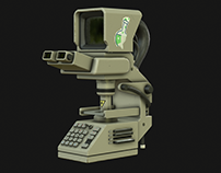 Sci-Fi Microscope