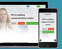SimplyCast Website