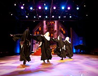 Nunsense - Set Design