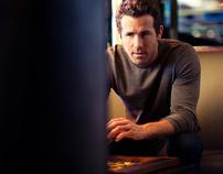 Esquire - Ryan Reynolds