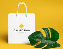CALIFORNIA KITCHEN // Logo / Restaurant / Copenaghen