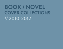 Book / Novel Cover Collections // 2010-2012