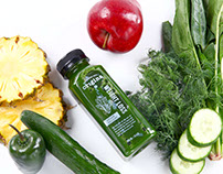 ORIGINS COLD-PRESSED JUICE