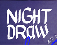 Night Draw 2012-2013