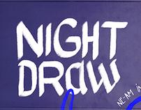 Night Draw 2012-2013