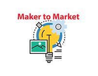 Maker to Market