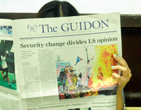 The GUIDON 2011-12
