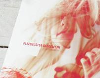 Poster series for Pleegzuster Bloedwijn