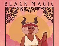 Black Magic Zine Cover