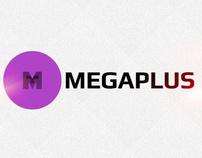 Mega Plus Agency Logo