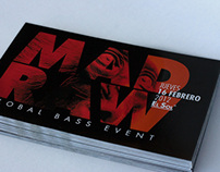 MAD RAW -  World Bass Event