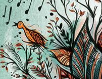 Leafy Singer