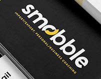 Smobble Logo, Cards and Letterhead