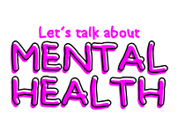 Mental Health Stickers