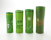 Recycled Tumblers