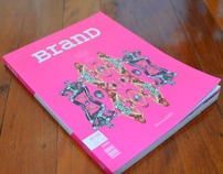MSTDesign and BranD Magazine - Published Designs