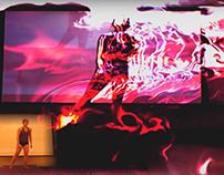 Kinect Dance Visualization