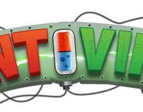 ANTIVIRUS // Logotype Design