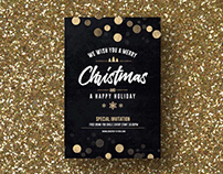 Christmas Flyer Template Psd