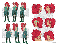 Character Design Thesis Project