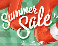 Run Colors ╳ Summer Sale
