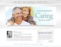 Boston Gum and Implant Care Web Site