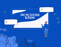 Business Kids - franchise of business schools